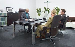 Geschäftsführungszimmer
